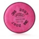 3M 2097 Filter P100 Nuisance