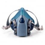 3M 7503 Respirator Half Face size Large