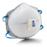 3M 8577 Respirator P95 Organic Vapor with Valve