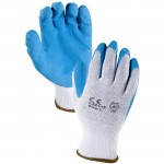 Azusa Safety L22115 Knit Cotton/Poly Liner Latex Coated