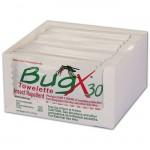 CoreTex 12640 Bug X Towelette Foil Pack Insect Repellent 30% Deet
