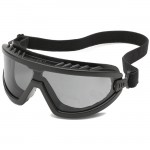 Gateway 45883 Wheelz Black Frame/Gray Lens Goggle