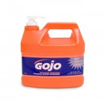 GoJo 0955-04 Soap/Pumice Orange Hand Cleaner
