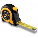 Komelon USA SL2912 12' Self Lock Speed Mark Tape Measure Nylon Coated Steel Blade 12' x 5/8""