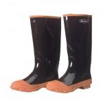 Liberty 1500 Boot PVC black plain toe