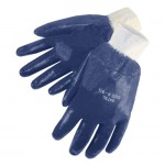 Liberty 9473SP Nitrile fully coated glove with knit wrist