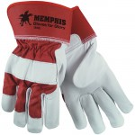 MCR Safety 1940L Gloves For Glory Leather Palm Work Glove with Safety Cuff