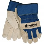 MCR Safety 1955 Artic Jack Leather Palm Work Glove with Safety Cuff