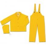 MCR Safety 2003 3-Piece Rainsuit