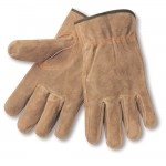 MCR Safety 3110 Split Leather Driver Work Glove