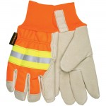 MCR Safety 3440 Hi-Vis Luminator Driver with Thermasock Lining