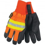 MCR Safety 34411 Hi-Vis Luminator Driver with Thermasock Lining