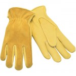 MCR Safety 3505 Deerskin Driver Work Glove