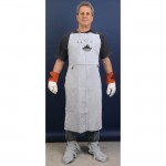MCR Safety 38142MW Memphis Welding Bib Apron with Front Pocket