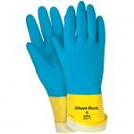 MCR Safety 5401S 28 mil Chem-Tech Neoprene on Latex Work Glove Size 11