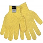 MCR Safety 9370H Dotted Honeycomb Kevlar Cut Resistant Work Glove