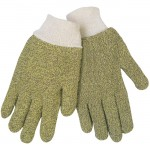 MCR Safety 9430KM Kevlar Terrycloth Work Glove with Knit Wrist