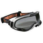 MCR Safety PGX110AF Clear Anti-fog Lens Safety Goggles