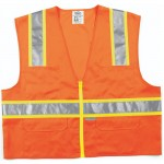 MCR Safety SURVO Surveyors Safety Vest