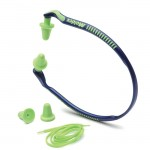 Moldex® 6506 Jazz Band Earband Green NRR25