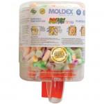 Moldex® 6644 SparkPlugs® PlugStation® 250 Ear plugs NRR33