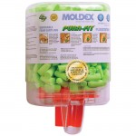 Moldex® 6844 Pura-Fit® PlugStation® Ear Plugs Green 250 NRR33