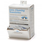 Pyramex LCT100 Lens cleaner towellettes