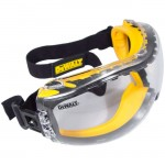 Radians Dewalt DPG82-11 Concealer™ Safety Goggle Clear Anti-fog