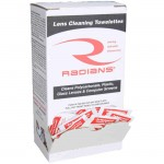 Radians LCD100 Lens Cleaning Towelette Dispenser