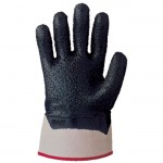 Showa Best Glove 7066R Nitri-Pro Palm Coated Nitrile Glove Rough Finish