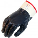 Showa Best Glove 7166R Nitri-Pro Fully Coated Nitrile Glove Rough Finish