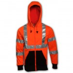 Tingley S78129 Sweatshirt Class 3 orange