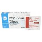 Hart 0470 Antiseptic Wipe PVP Iodine 10/BX